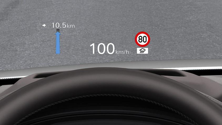 Audi virtual cockpit und optionales Head-up-Display versorgen Sie im Audi RS 4 Avant mit allen wichtigen Informationen.