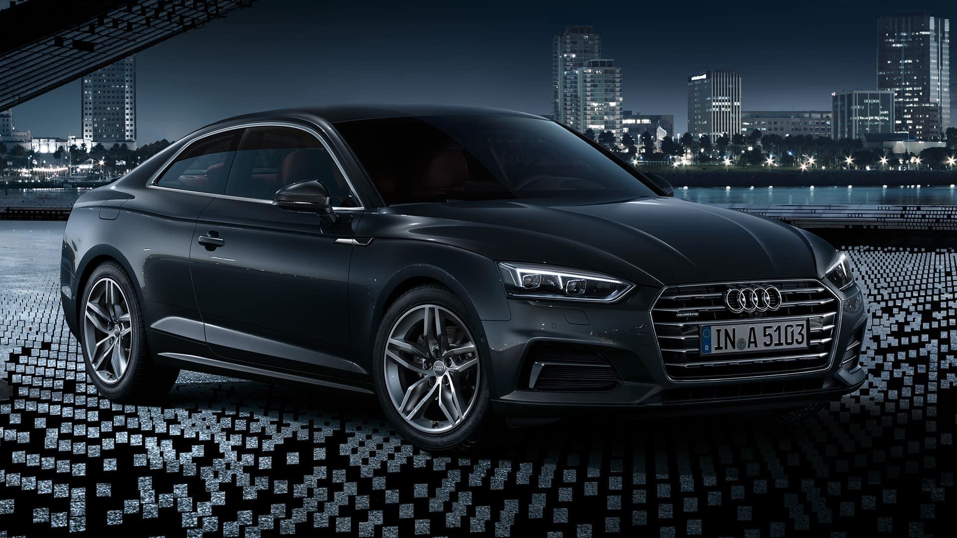 A5 Coupé 2018 > Gamma Audi A5 > Audi Italia