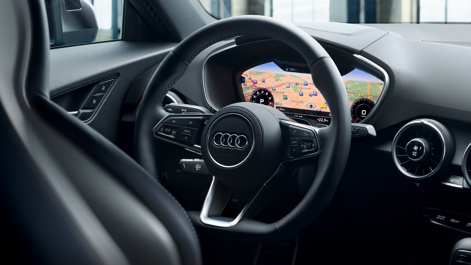 Nouvelle Audi A6 >> TT Coupé > Gamma Audi TT > Audi Italia
