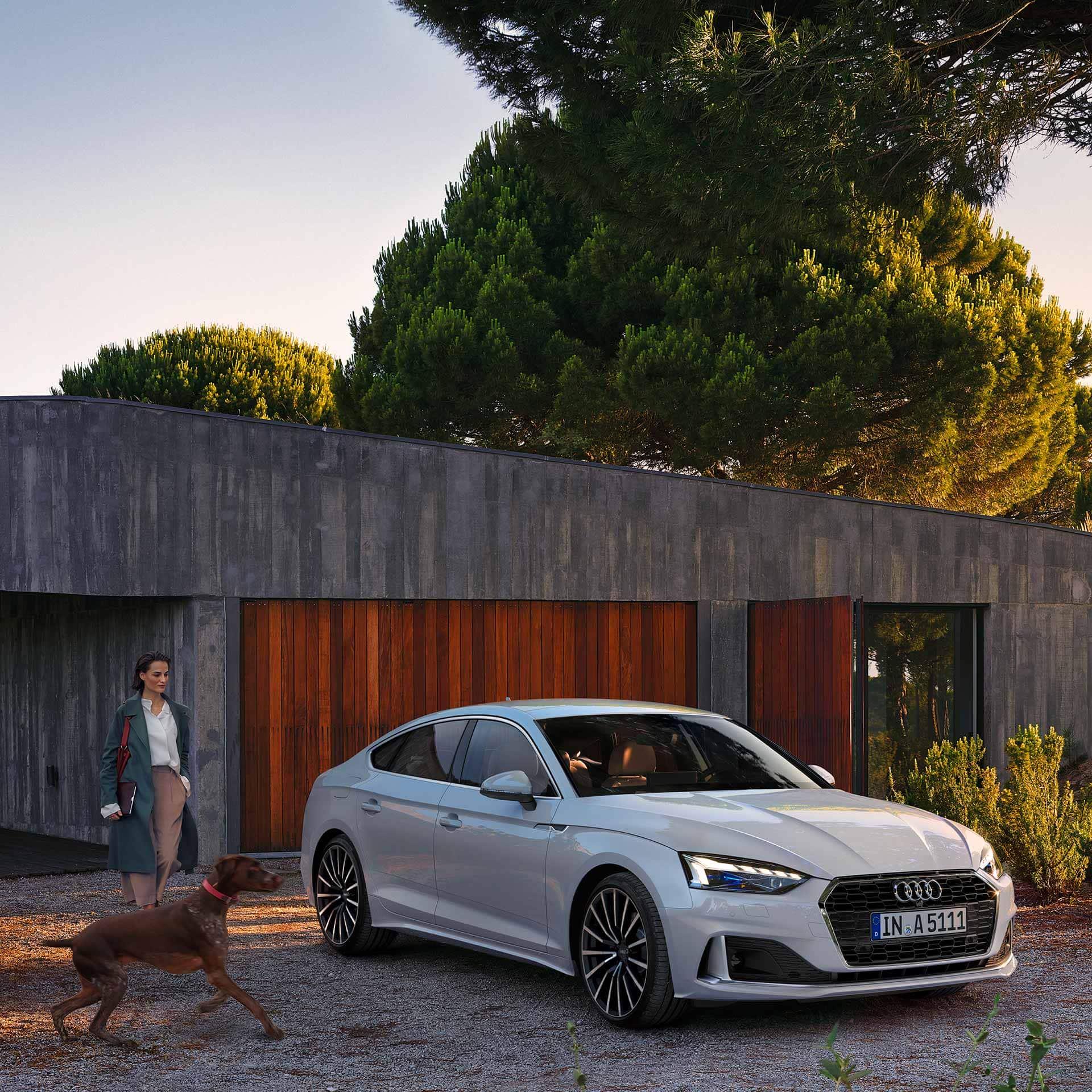 A5 Sportback G-tron > Gamma Audi A5 > Audi Italia