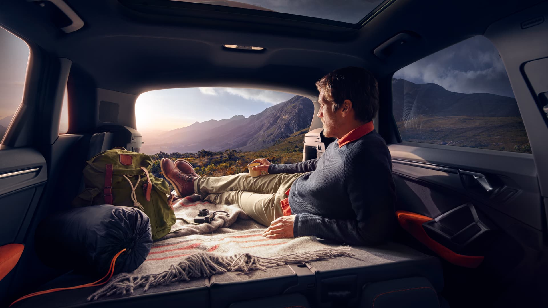 interni nuova Audi Q3