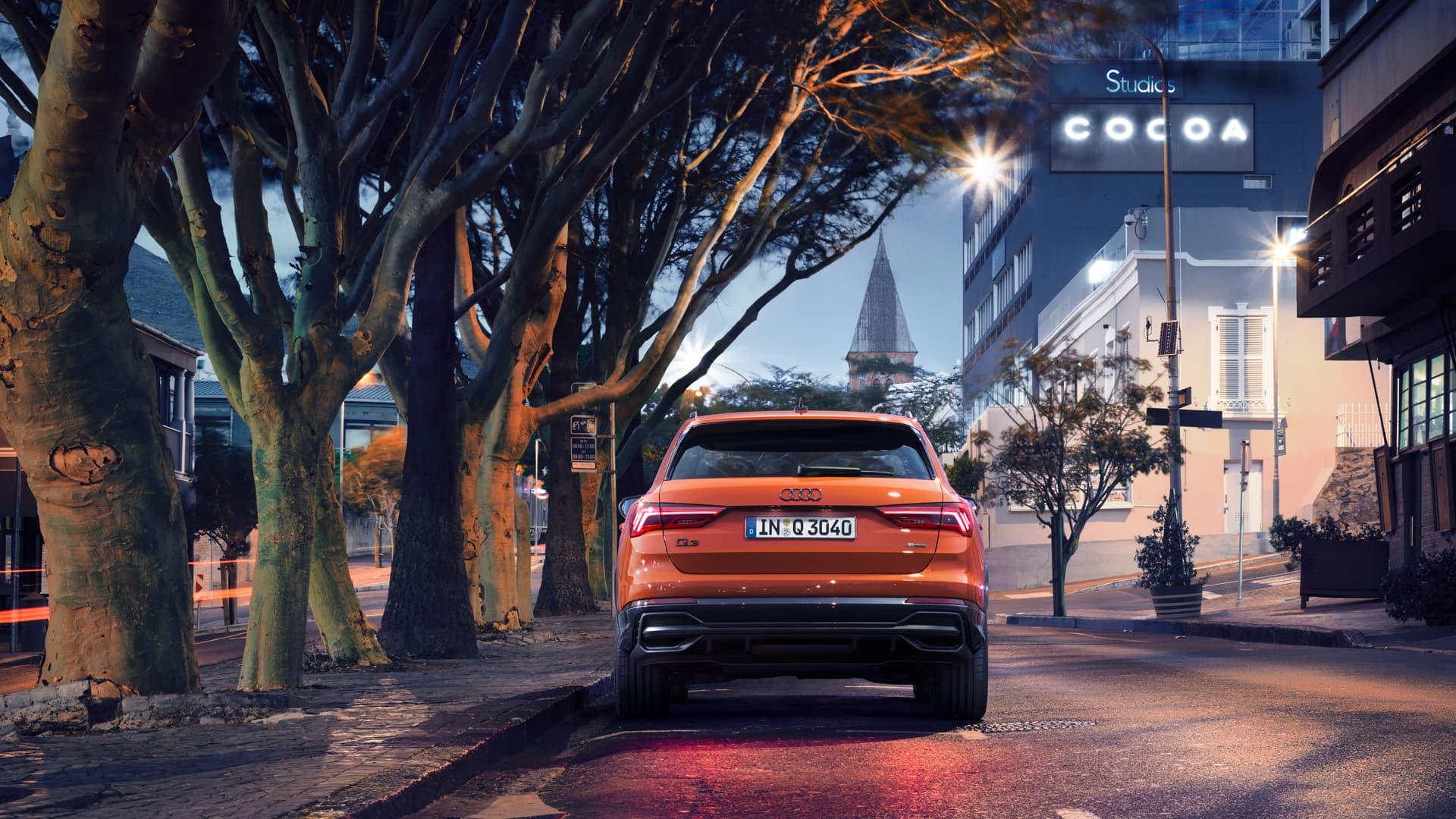 L'edizione speciale di Audi Q3
