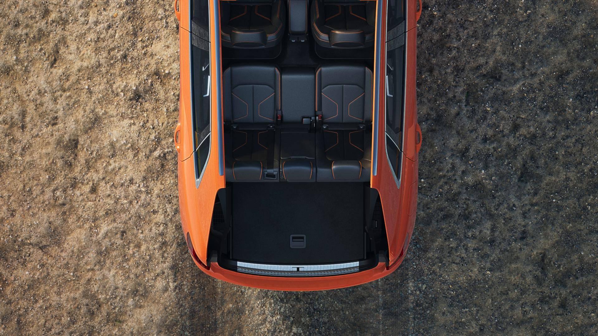 Der Raumkofort des neuen Audi Q3